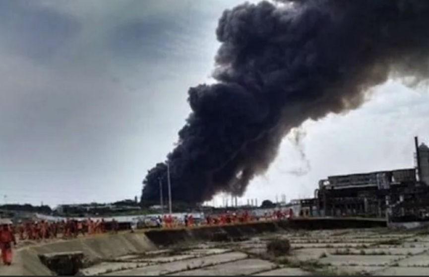 Взрыв на трубопроводе в Мексике: число жертв достигло 66 человек