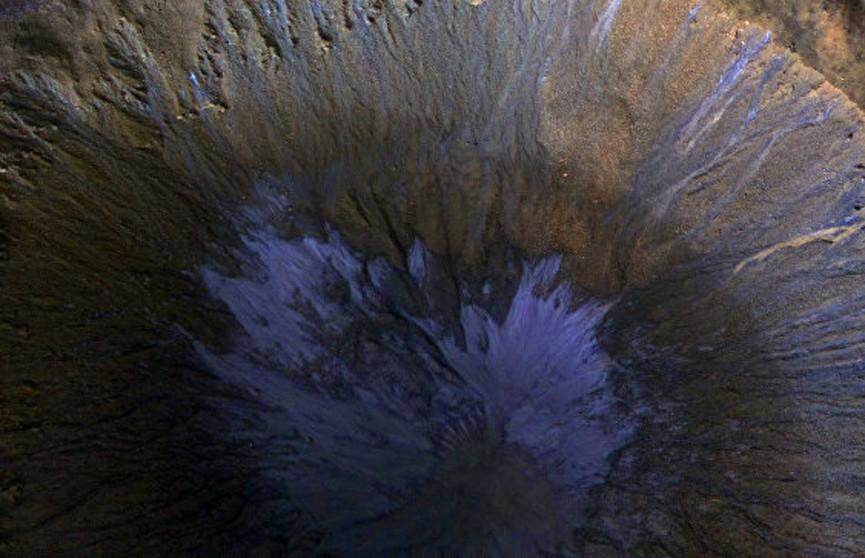 Планетологи: вода в марсианских ручьях может содержать большое количество кислорода