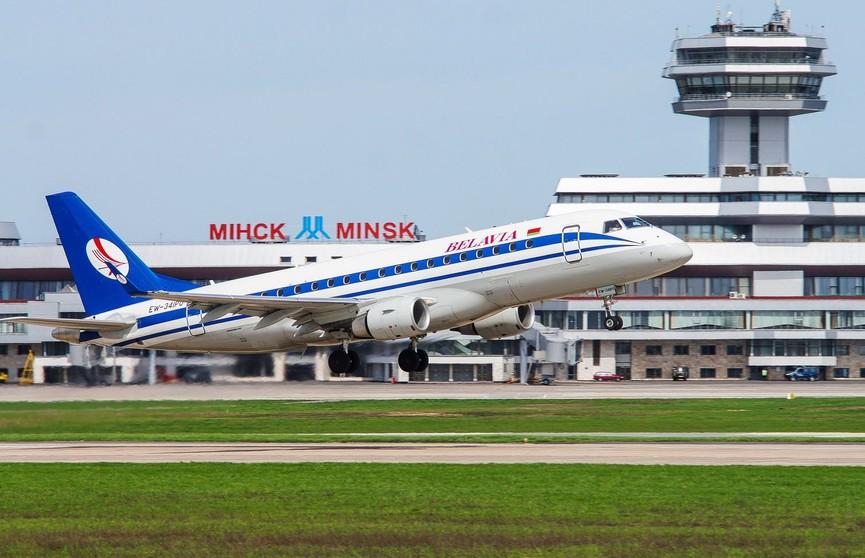 Национальный аэропорт Минск признан самым пунктуальным в мире