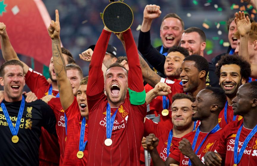 Футболисты «Ливерпуля» впервые выиграли клубный чемпионат мира