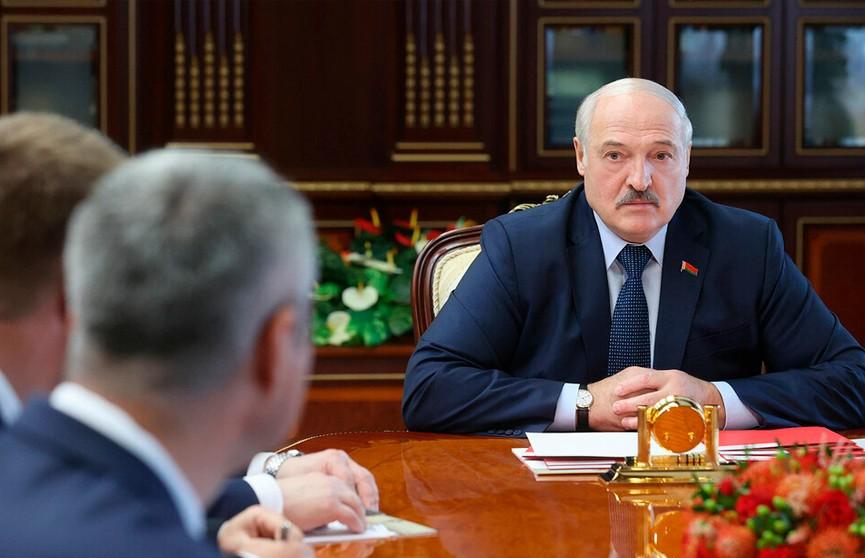 Лукашенко: Предателям не место на предприятии. Не повторите моих ошибок, я многим многое прощал
