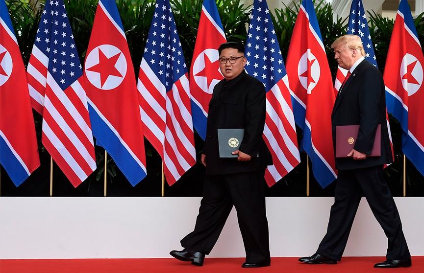 Чем закончилась встреча Дональда Трампа и  Ким Чен Ына в Ханое?