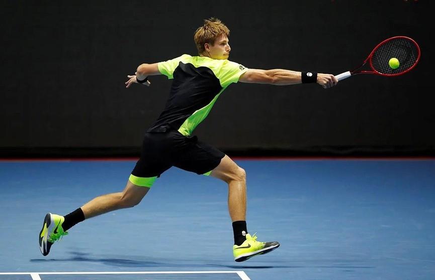 Белорус Илья Ивашко выиграл теннисный турнир в Стамбуле
