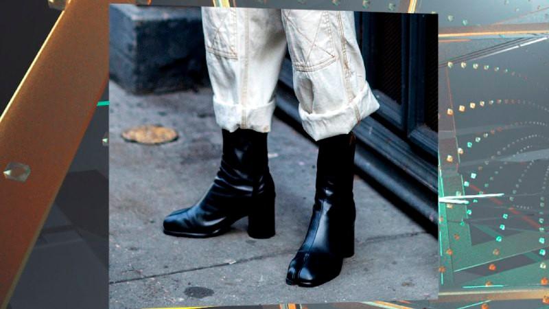 Ботинки таби-бутс: как выглядит легендарная обувь и с чем ее носить?