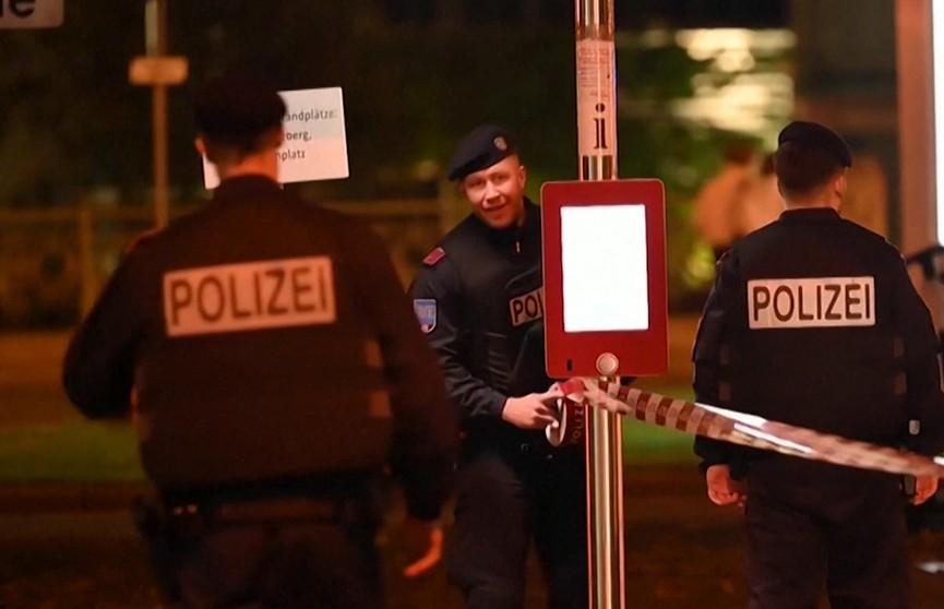 Теракт в Вене: подробности происшествия