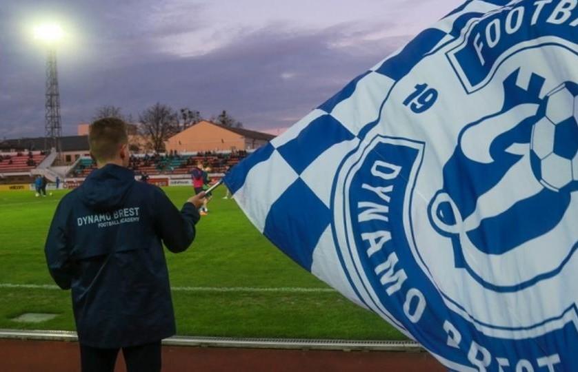 Футболисты брестского «Динамо» стали последними полуфиналистами Кубка Беларуси