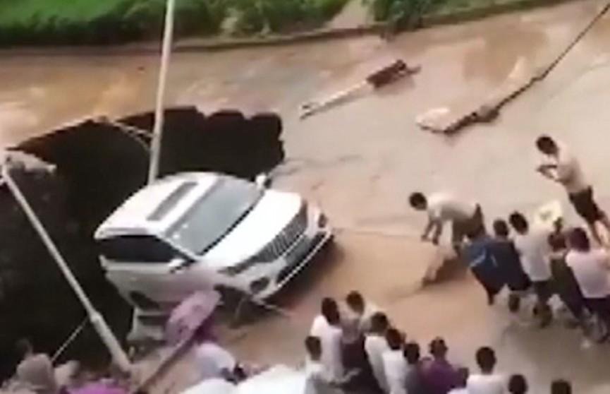Более 200 человек эвакуированы из-за непогоды в Китае