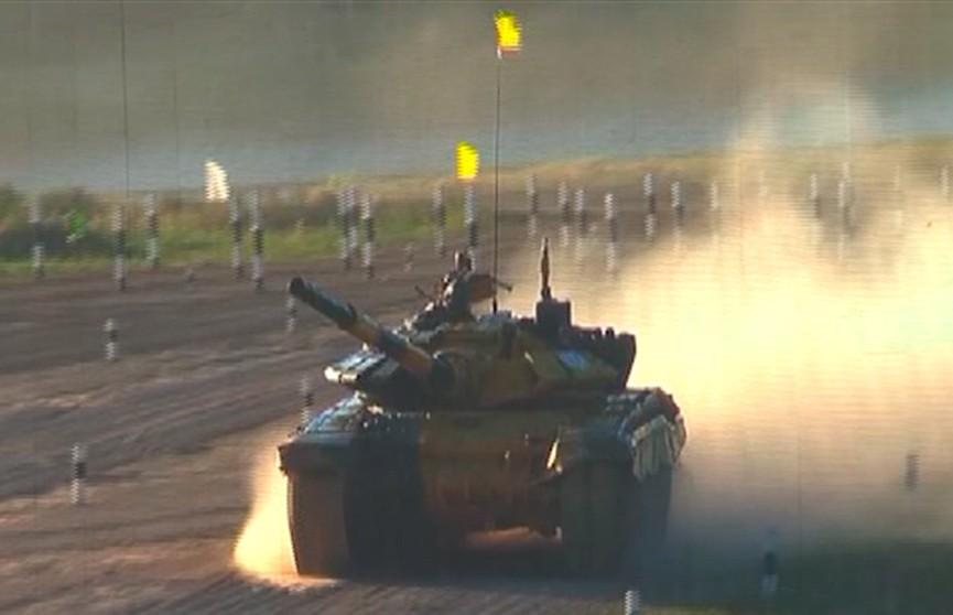 АрМИ-2018: белорусские танкисты завоевали бронзу в «Танковом биатлоне»