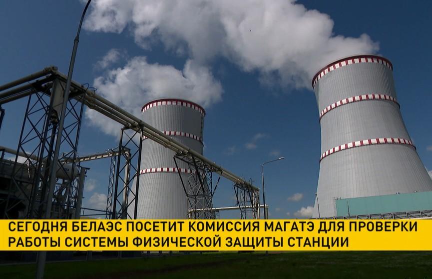 Белорусскую АЭС посетит комиссия МАГАТЭ