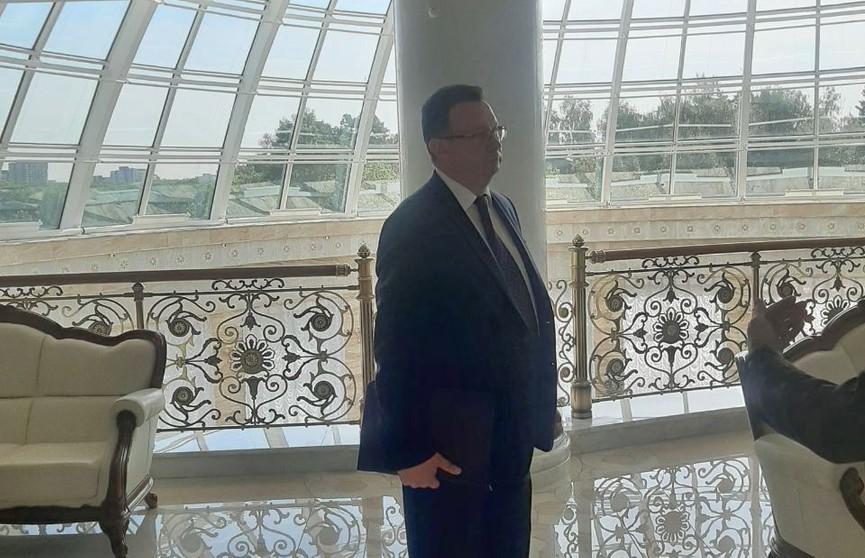 Дмитрий Пиневич назначен исполняющим обязанности министра здравоохранения Беларуси