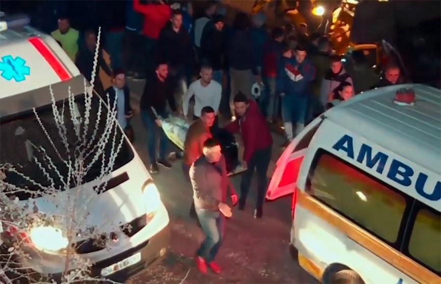 Двухдневный траур объявили в Северной Македонии по жертвам крупной дорожной аварии