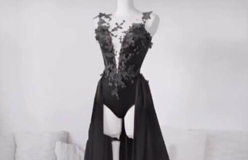 Невеста заказала экстравагантное платье. Ожидание и реальность не совпали