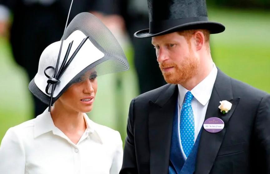 Принц Гарри и Меган Маркл пожалели о своем уходе из королевской семьи