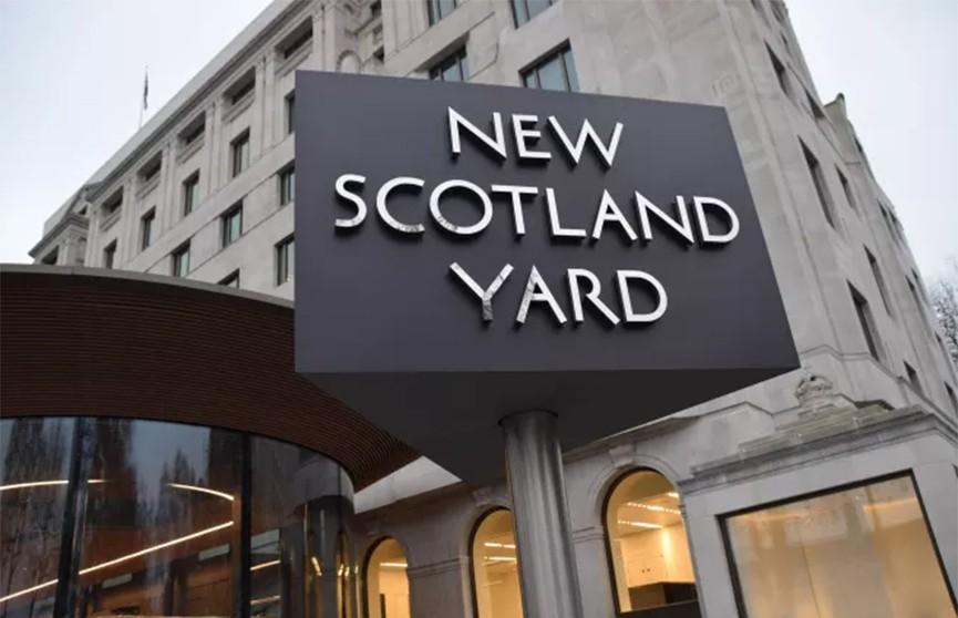 Полиция Великобритании расследует происшествие возле посольства Украины