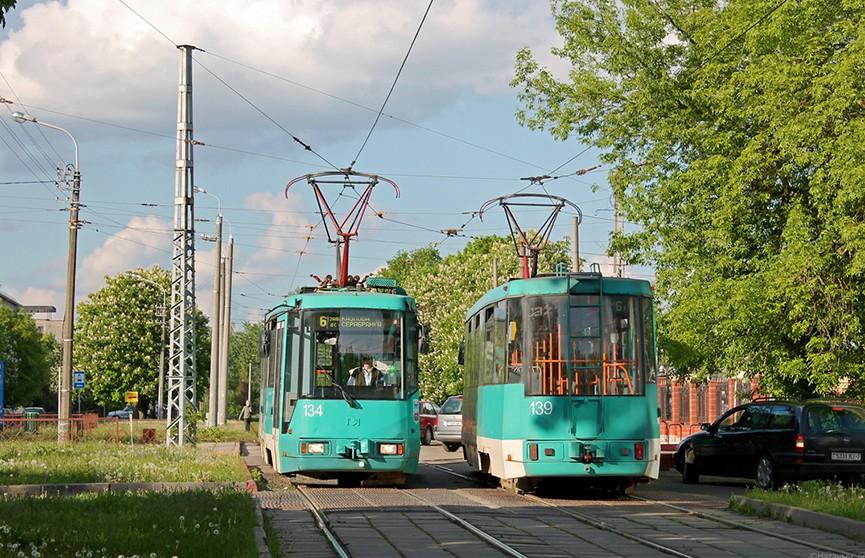 Трамваи на перекрёстках в Минске будут пользоваться преимуществом