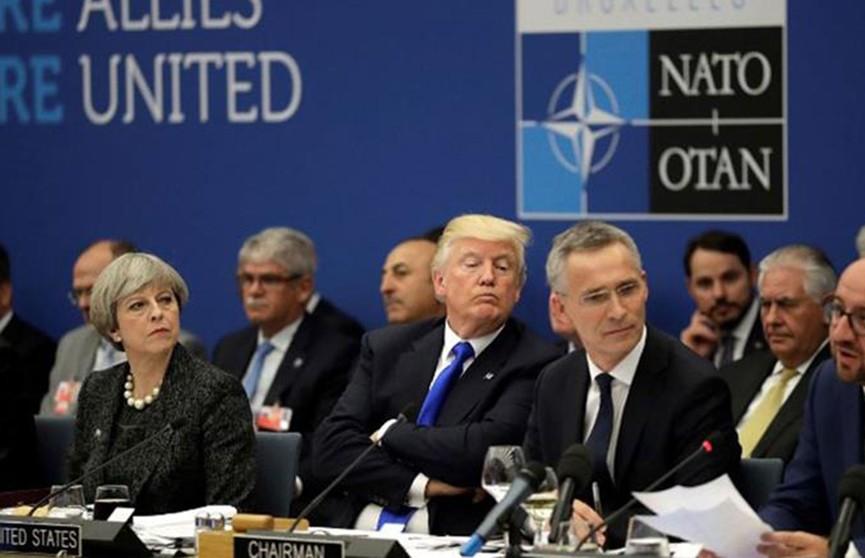 Саммит НАТО в Брюсселе: Дональд Трамп обрушился с обвинениями на Германию