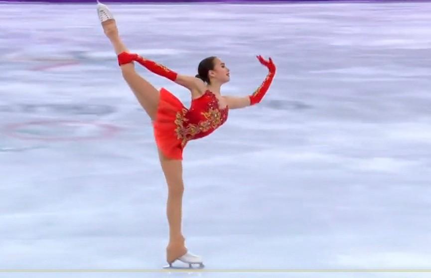Алина Загитова выступит на чемпионате Европы по фигурному катанию в Минске