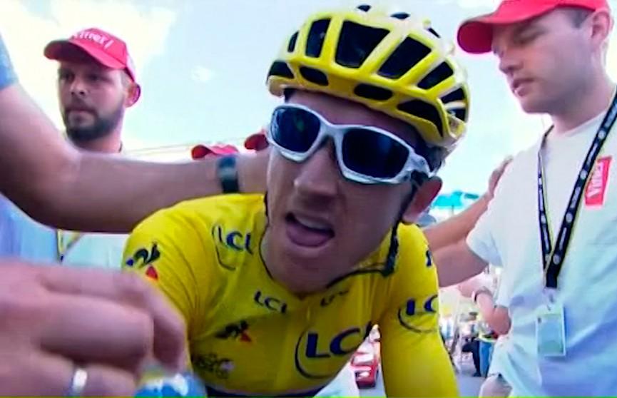 Британец Герайнт Томас выиграл 12 этап веломногодневки «Тур де Франс»