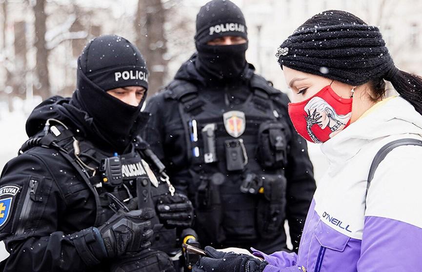 «Бизнес погибает»: предприниматели Литвы вышли на протесты
