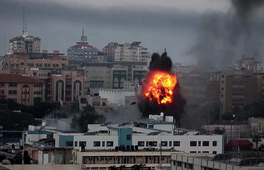 Конфликт между Израилем и сектором Газа: периметр ракетных обстрелов расширяется