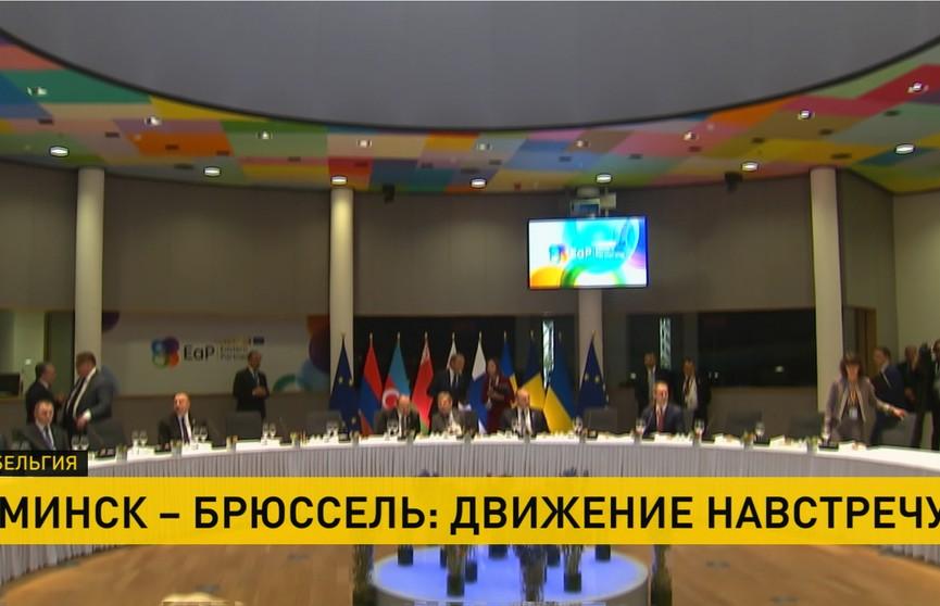 Беларусь и Евросоюз намерены устранять остающиеся торговые барьеры