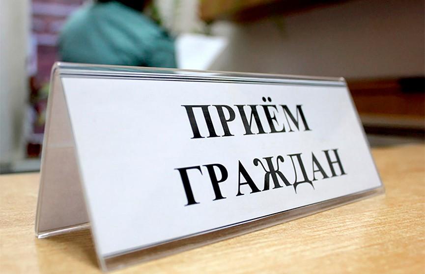 Представители Администрации Президента продолжают выездные приемы граждан