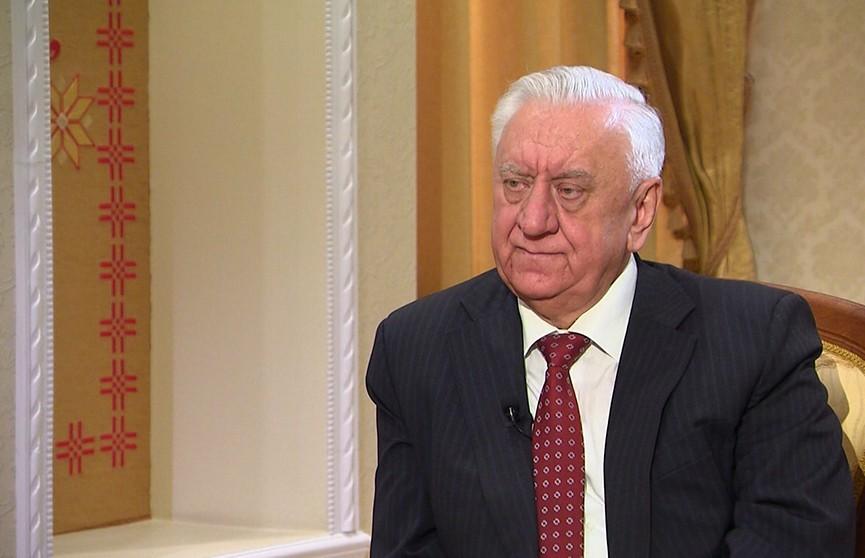 Михаил Мясникович рассказал, что необходимо для снятия ограничений и барьеров в ЕАЭС