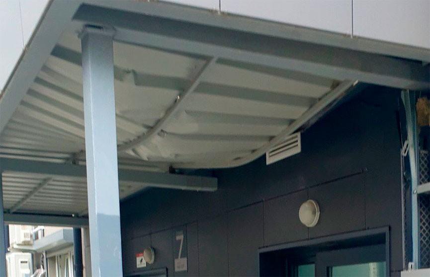 В Минске мужчина упал с 10 этажа и остался жив