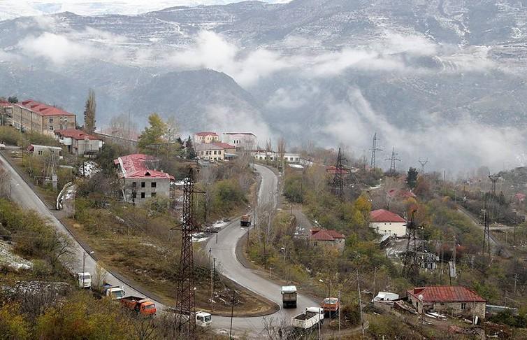 В Нагорный Карабах вернулись более 34 тыс. беженцев