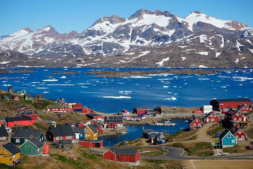 Трамп раздумывает над покупкой Гренландии