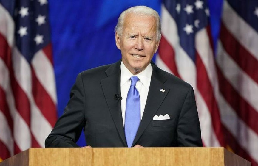 Байден согласился выступать от демократов в борьбе за пост президента США
