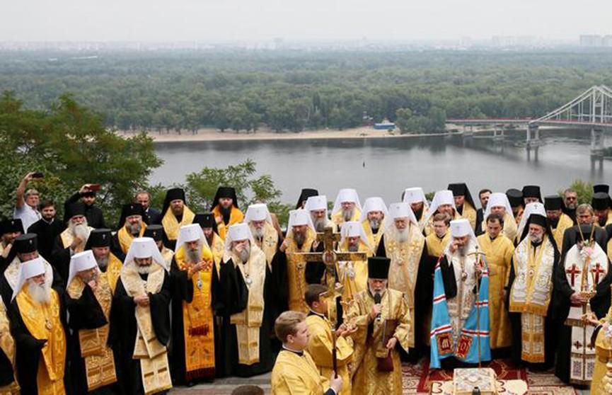 Киевский патриархат созывает Чрезвычайный объединительный собор