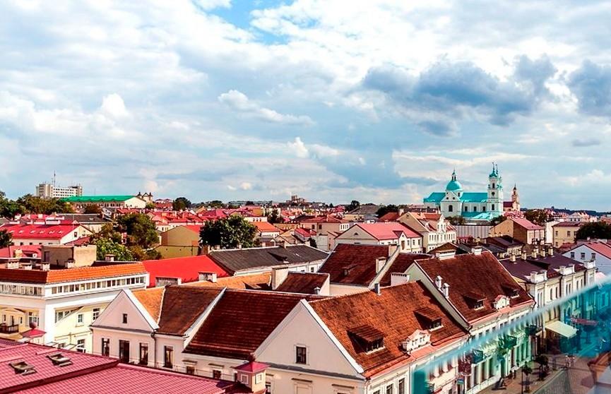 80 тысяч безвизовых туристов посетили Гродно в 2018 году