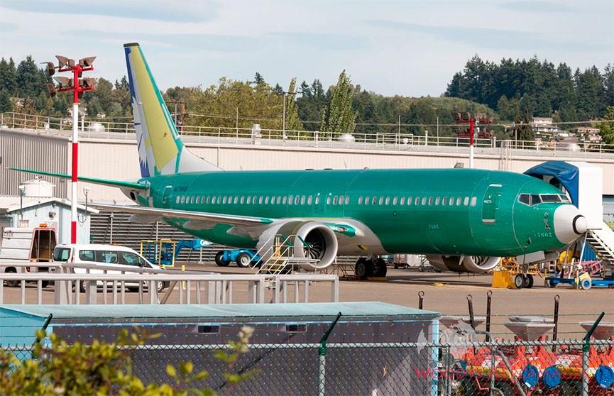 Компания Boeing остановила производство самолетов 737 MAX