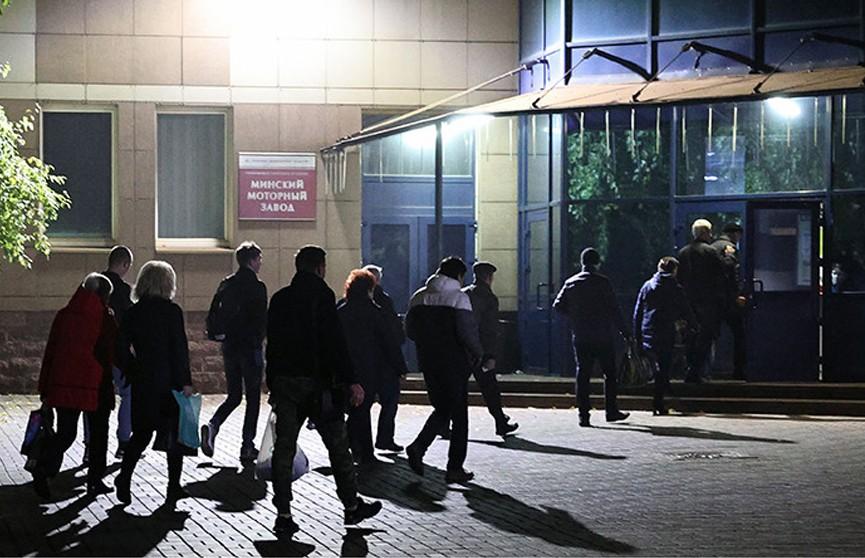 Все предприятия реального сектора экономики Беларуси работают в штатном режиме