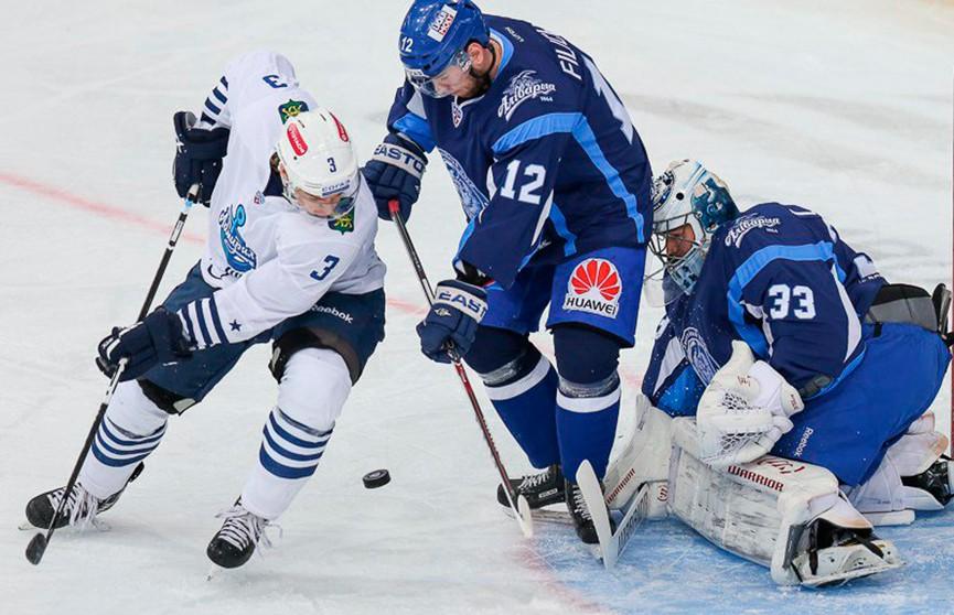 Кубок Беларуси по хоккею стартует сегодня