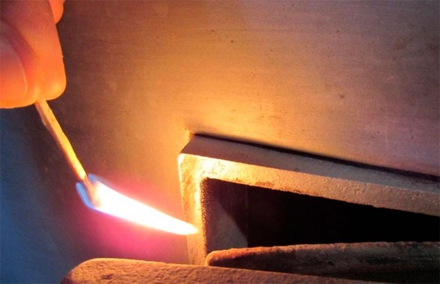 В Вилейском районе ребенок получил ожоги 5% тела при попытке разжечь котел