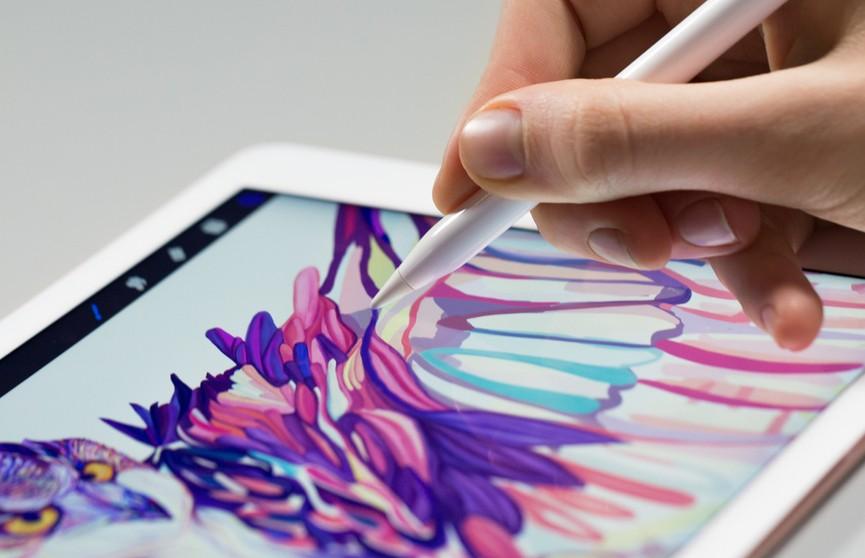 Новый iPhone может получить поддержку стилуса Apple Pencil
