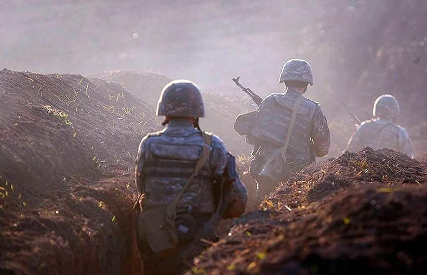 Никол Пашинян: вооруженные силы Азербайджана начали наступление в направлении Нагорного Карабаха