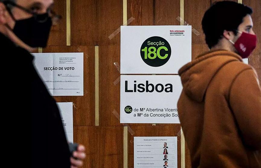 Президентские выборы проходят в Португалии