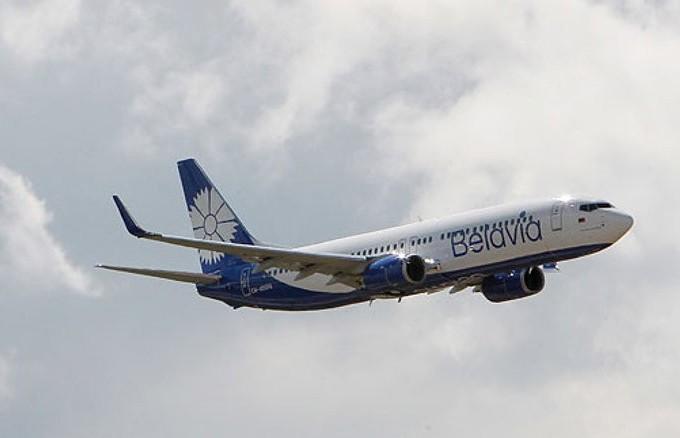 «Белавиа» отменяет рейсы в/из Эстонии