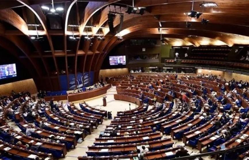 Осенняя сессия ПАСЕ в Страсбурге: Руслан Поддубский заглянул в кулуары