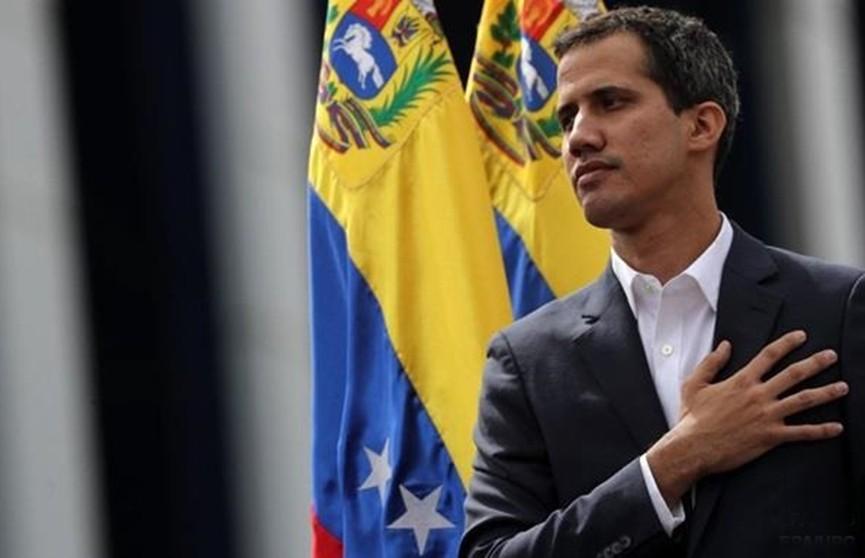 Полковник армии Венесуэлы признал Хуана Гуайдо президентом