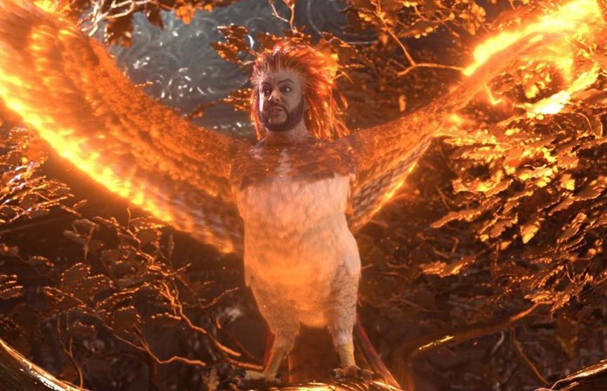 «Гарантирует ночные кошмары»: в Сети обсудили жар-птицу с головой Киркорова из третьей части «Последнего богатыря»