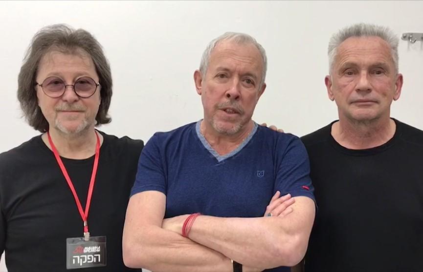 Легендарная группа «Машина времени» выступит в Минске