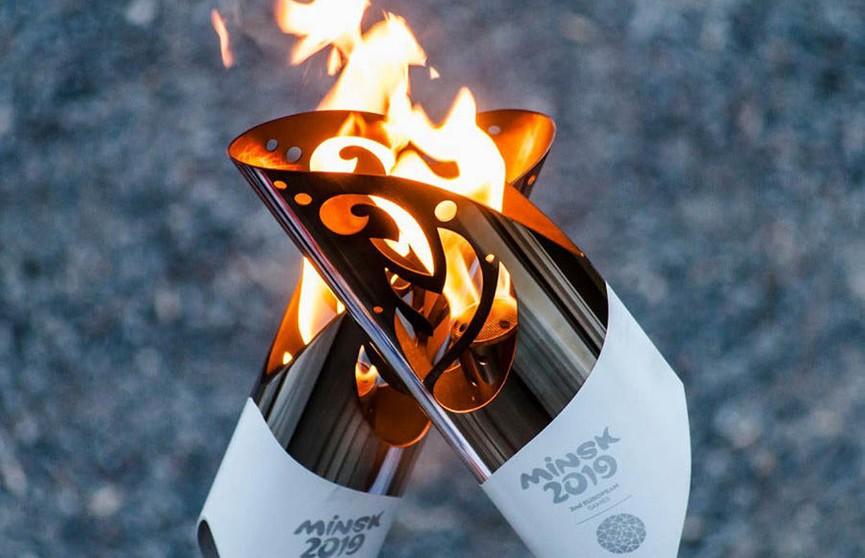 II Европейские игры: «Пламя мира» в Молодечно!