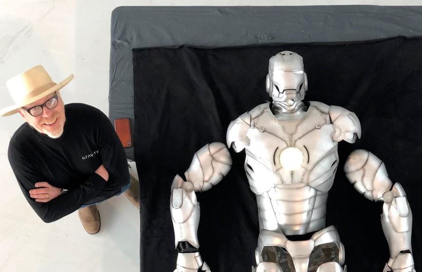 Пуленепробиваемый костюм Железного человека напечатали на 3D-принтере – и он летает (ВИДЕО)