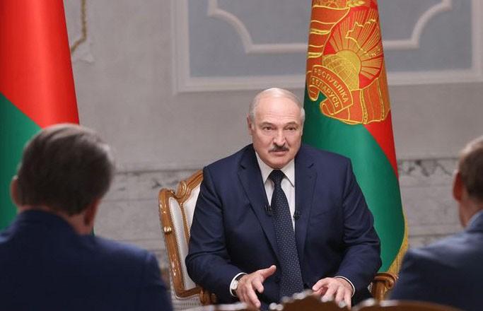 Лукашенко прокомментировал происшествие с Марией Колесниковой на белорусско-украинской границе