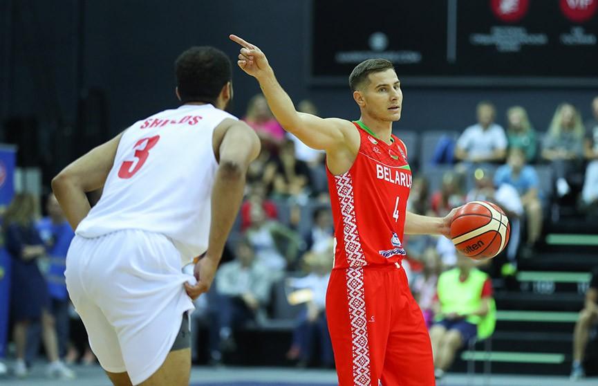Баскетболисты сборной Беларуси уступили в первом матче квалификации чемпионата Европы