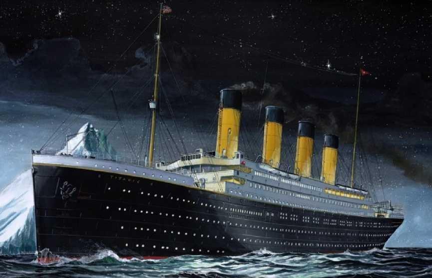 Легендарный  Титаник снова спустят на воду